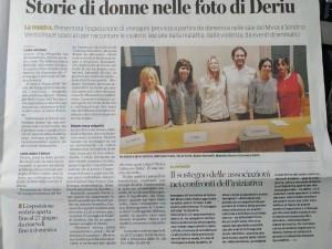 Scars of life series di Daniele Deriu Articolo Provincia di Sondrio
