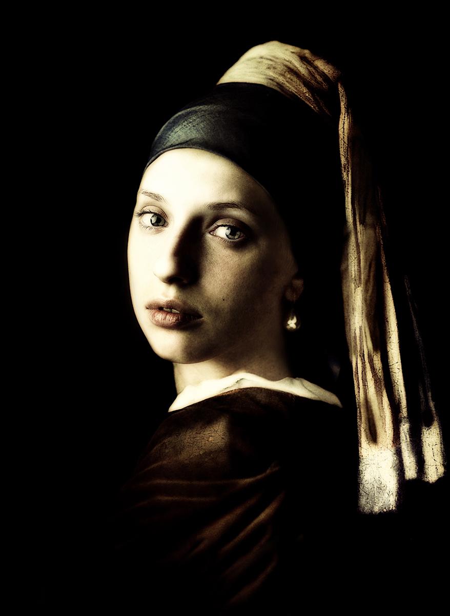 Daniele Deriu: Vermeer's pearl