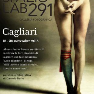 La serie Scars of life di Daniele Deriu in mostra a Cagliari