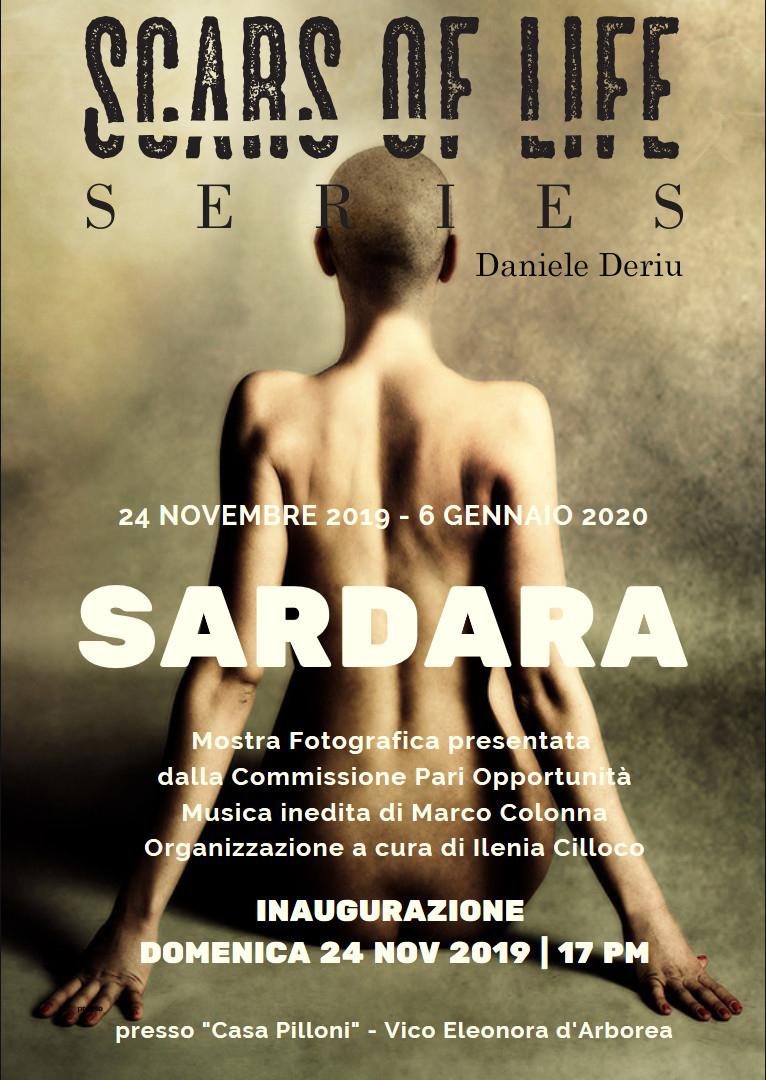 Scars of Life di Daniele Deriu a Sardara